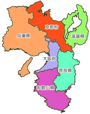 安心ネットワーク 地図